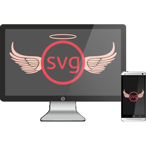 Отзывчивая SVG графика